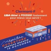 Déménagement magasin Clermont-Ferrand
