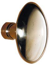 Bouton double antique laiton