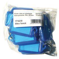Attache-clés plastique Petit format