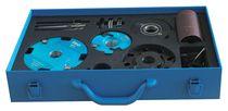 Coffret outils machine à bois alésage 30 mm