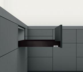 Kit tiroir LÉGRABOX pure - Noir terra mat