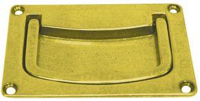 Ligne marine et porte étiquette