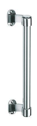 Poignée de porte renvoyée aluminium